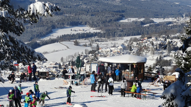 Herbertsbar im Winter